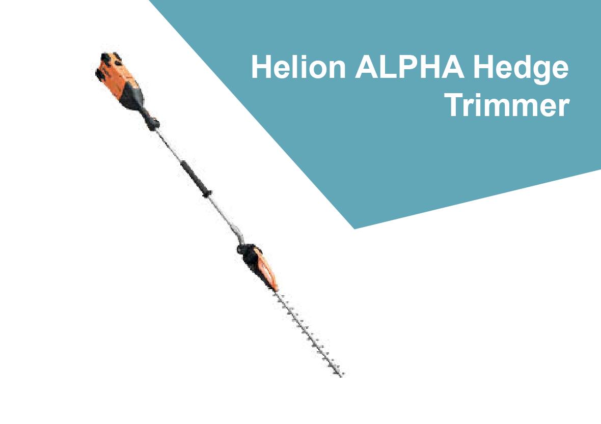 Helion ALPHA Hedge Trimmer